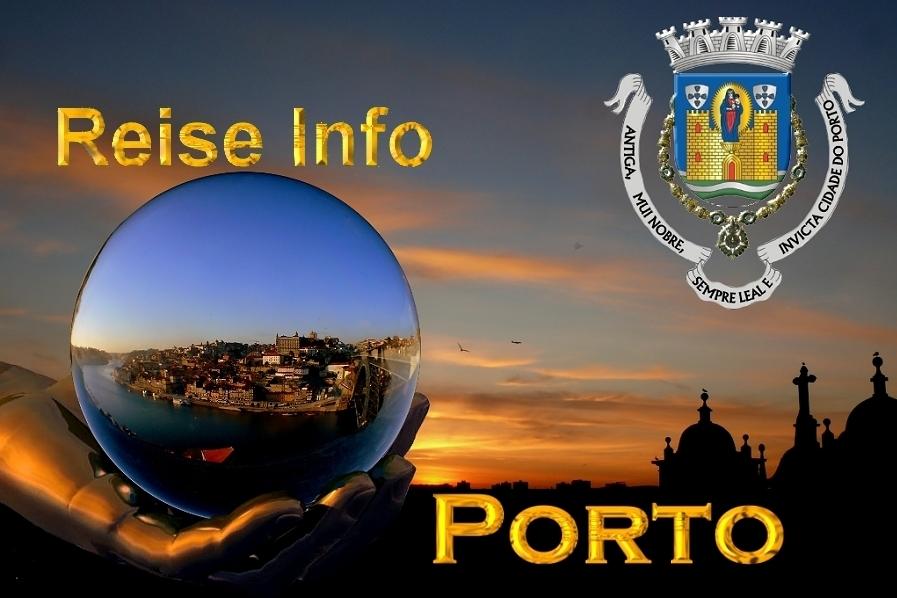 Porto - Perle im Norden Portugals